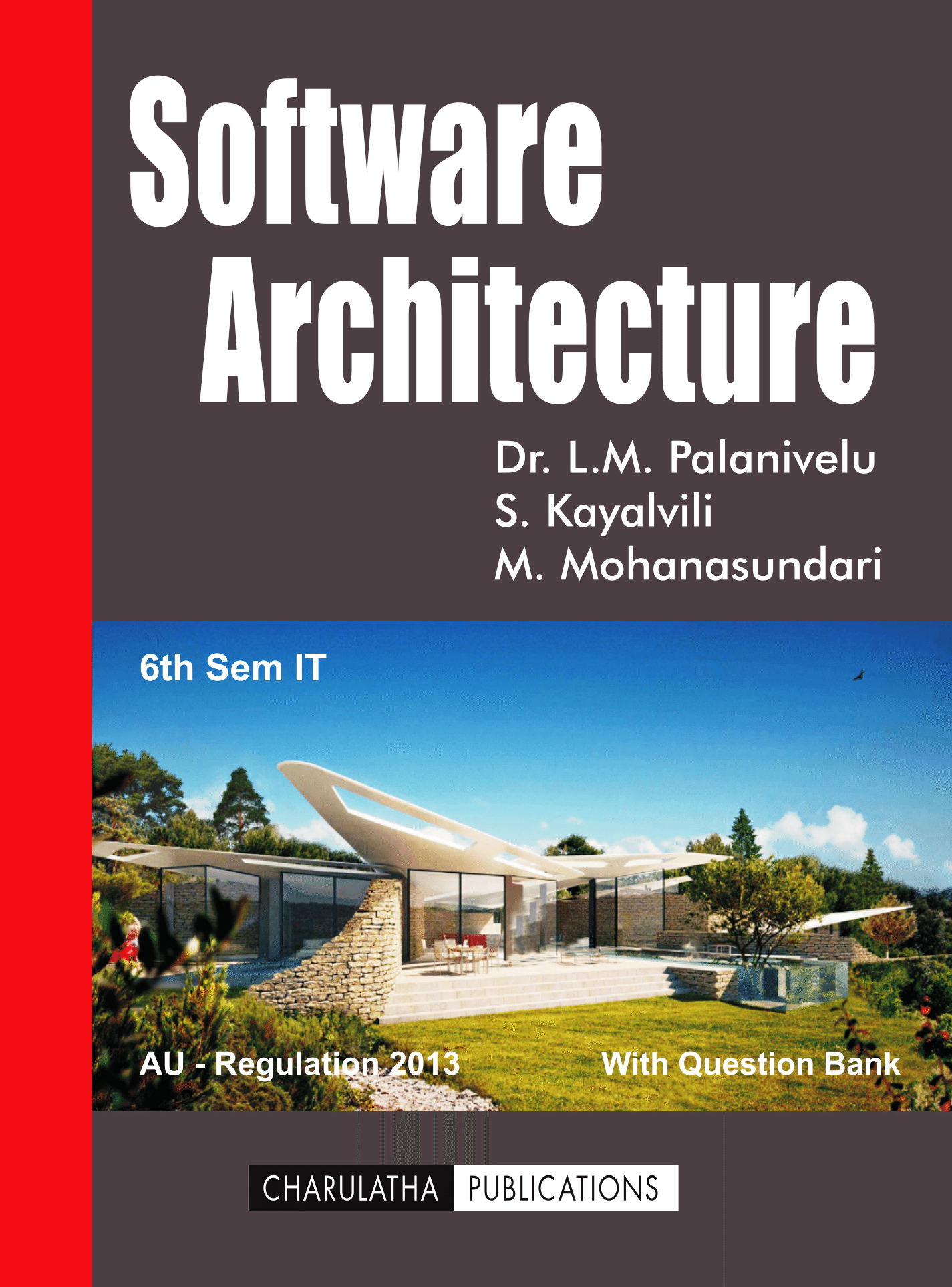Charulatha Publications-Software Architecture