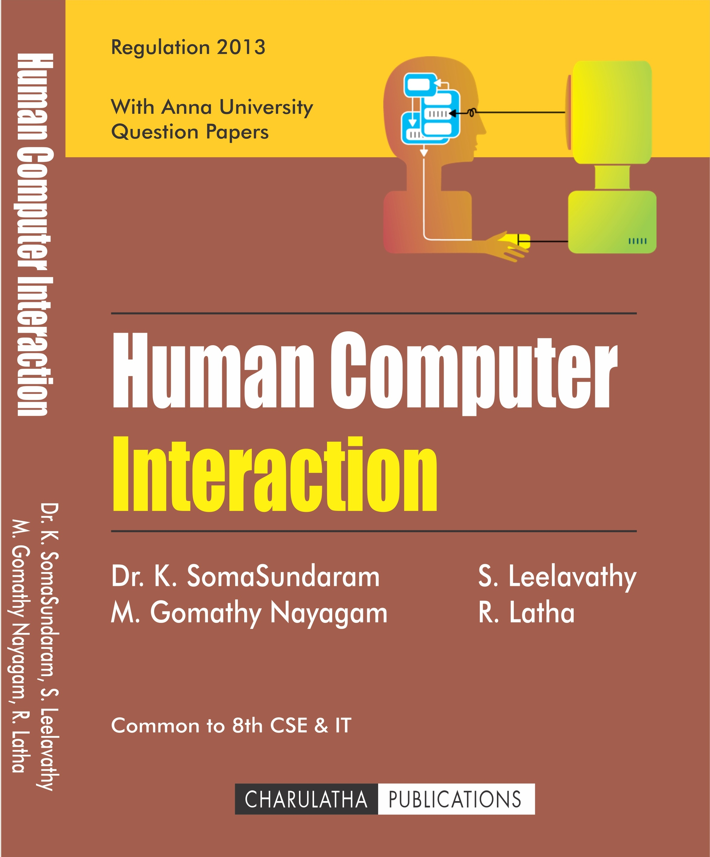 ... HUMAN COMPUTER INTERACTION (ISBN-13:978-81-933409-6-7)