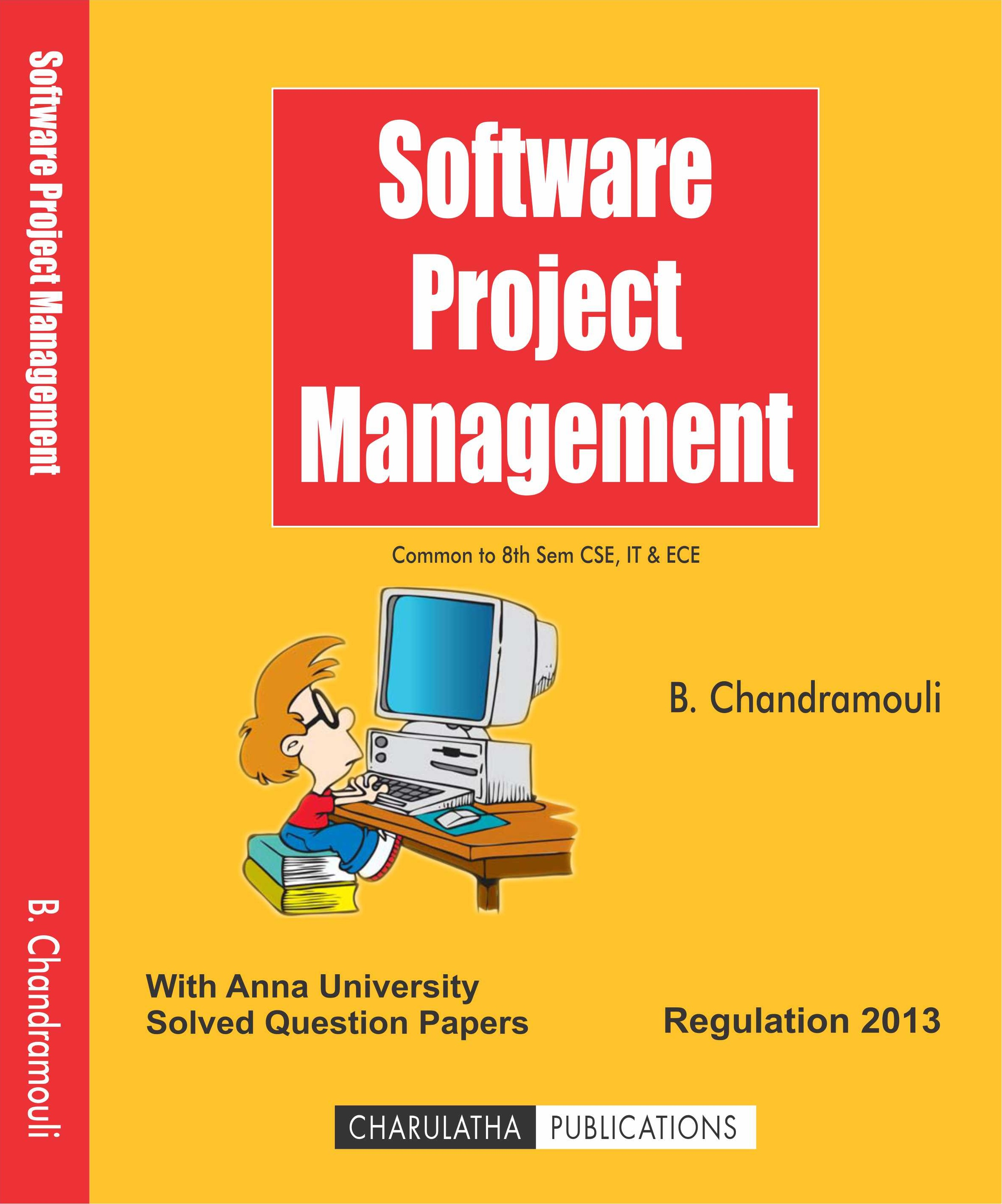 Charulatha Publications-SOFTWARE PROJECT MANAGEMENT (ISBN-13