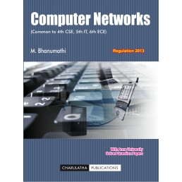 Computer Networks (ISBN-13: 978-81-933409-6-7)