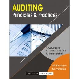 AUDITING PRINCIPLES & PRACTICES