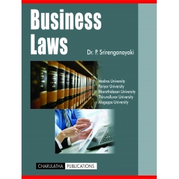 BUSINESS LAWS (ISBN-13: 978-93-5267-358-2)