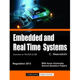 EMBEDDED & REAL TIME SYSTEMS