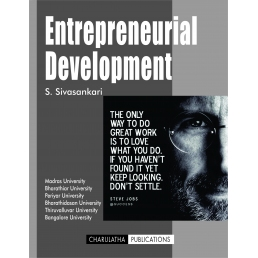 ENTREPRENEURIAL DEVELOPMENT (ISBN-13: 978-93-5268-121-1)