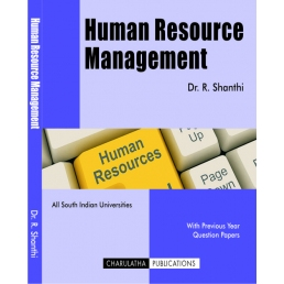 HUMAN RESOURCE MANAGEMENT (ISBN-13: 978-81-933409-3-6)