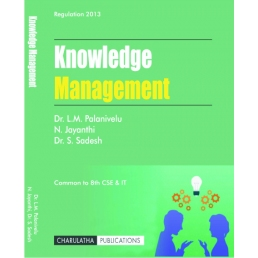KNOWLEDGE MANAGEMENT (ISBN-13:978-81-933409-7-4)