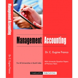 MANAGEMENT ACCOUNTING (ISBN-13:978-93-5267-744-3)