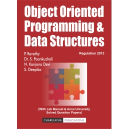 Object Oriented Programming & Data Structures