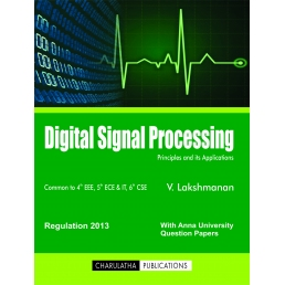 PRINCIPLES OF DIGITAL SIGNAL PROCESSING (ISBN-13:978-93-86532-03-9)