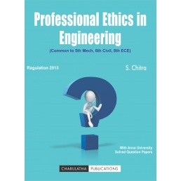 Professional Ethics in Engineering (ISBN-13:978-93-86532-04-6)