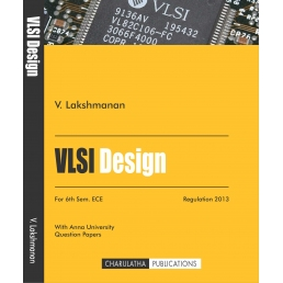 VLSI DESIGN (ISBN-13: 978-93-86532-02-2)